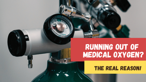 Why are we running out of medical oxygen